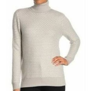 NWT❗ MAGASCHONI textured chunky knit turtleneck